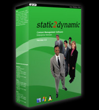 Release 3.5 des static2dynamic Content-Management-Systems